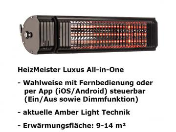 HeizMeister LuXus All-in-One