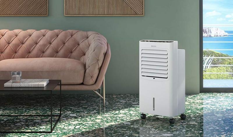 Luftkühler Olimpia Splendid Pelér 8